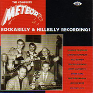 THE COMPLETE METEOR ROCKABILLY AND HILLBILLY COLLECTION (CD)