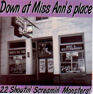 DOWN AT MISS ANN'S PLACE (CD)
