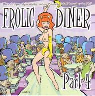 FROLIC DINER PT. 4 (CD)