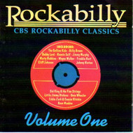 CBS ROCKABILLY VOL. 1 (CD)