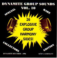 DYNAMITE GROUP SOUNDS VOL. 10 (CD)