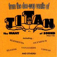 FROM THE DOO-WOP VAULTS OF TITAN (CD)