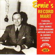 ERNIE'S RECORD MART (CD)