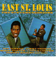 EAST ST. LOUIS: THE STEVENS SESSIONS (CD)