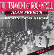 ALAN FREED'S MOONDOG SHOW (CD)