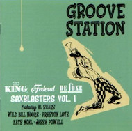 GROOVE STATION (CD)