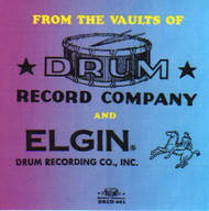 FROM THE VAULTS OF DRUM AND ELGIN (CD)