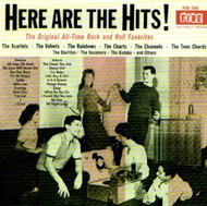 HERE ARE THE HITS (CD)