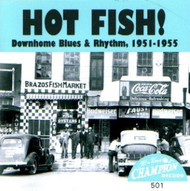 HOT FISH! (CD)