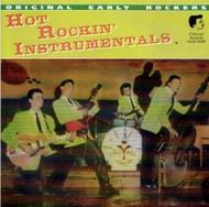 HOT ROCKIN' INSTRUMENTALS (CD)