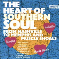 HEART OF SOUTHERN SOUL (CD)