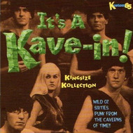 IT'S A KAVE-IN  (CD)