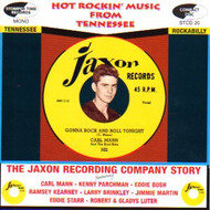 HOT ROCKIN' MUSIC FROM TENNESSEE (CD)