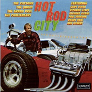 HOT ROD CITY (CD)