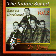 KIDDIE SOUND VOL. 2: SO YOUNG (CD)