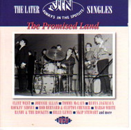 LATER JIN SINGLES: THE PROMISED LAND (CD)