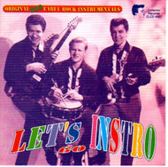 LET'S GO INSTRO (CD)