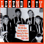LEGEND CITY (CD)