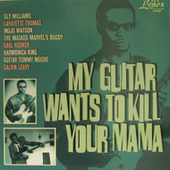 MY GUITAR WANTS TO KILL YOUR MAMA (CD)