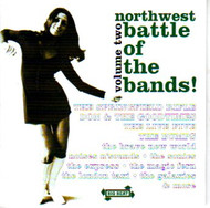 NORTHWEST BATTLE OF THE BANDS VOL. 2 (CD)