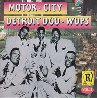 MOTOR CITY DOO WOP VOL. 2 (CD)