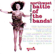 NORTHWEST BATTLE OF THE BANDS VOL. 3 (CD)