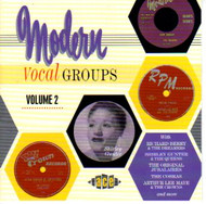 MODERN VOCAL GROUPS VOL. 2 (CD)