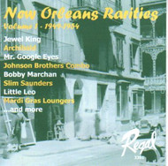 NEW ORLEANS RARITIES (CD)