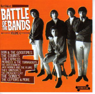 NORTHWEST BATTLE OF THE BANDS VOL. 4 (CD)