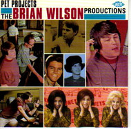 PET PROJECTS: BRIAN WILSON PRODUCTIONS (CD)