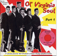 OL' VIRGINIA SOUL PART 1 (CD)