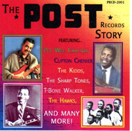 POST RECORDS STORY (CD)