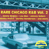 RARE CHICAGO R&B VOL. 2 (CD)
