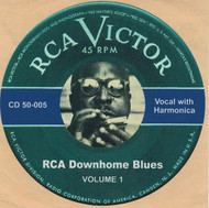 RCA VICTOR DOWNHOME BLUES VOL. 1 (CD)
