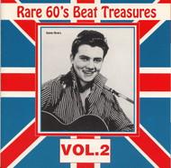 RARE 60's BEAT TREASURES VOL. 2 (CD)