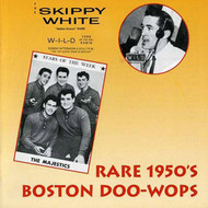 RARE 1950's BOSTON DOO-WOPS (CD)