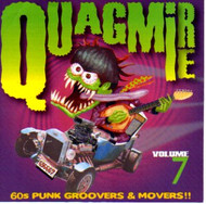 QUAGMIRE VOL. 7 (CD)
