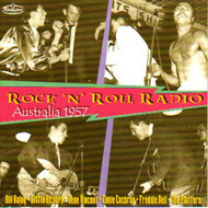 ROCK & ROLL RADIO: AUSTRALIA 1957 (CD)