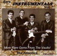 RARE INSTRUMENTALS VOL. 7 (CD)