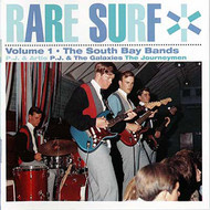 RARE SURF VOL. 1: THE SOUTH BAY BANDS (CD)