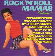 ROCK N' ROLL MAMAS VOL. 4 (CD)