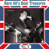 RARE 60's BEAT TREASURES VOL. 5 (CD)