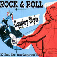 ROCK AND ROLL COUNTRY STYLE VOL. 1 (CD)