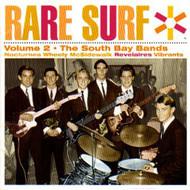 RARE SURF VOL. 2: THE SOUTH BAY BANDS (CD)