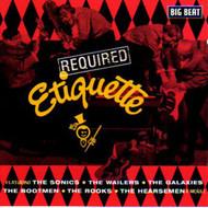REQUIRED ETIQUETTE (CD)