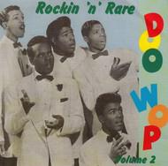 ROCKIN' 'N' RARE DOO WOP VOL. 2 (CD)
