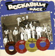 ROCKABILLY RACE VOL. 4 (CD)