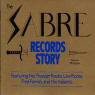 SABRE RECORDS STORY (CD)