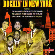 ROCKIN' IN NEW YORK (CD)