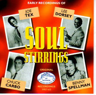 SOUL STIRRINGS (CD)